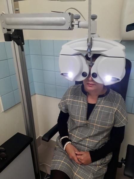 optometrysta badanie